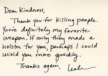 Kill People With Kindness A Small Act Of Kindness Can Bring