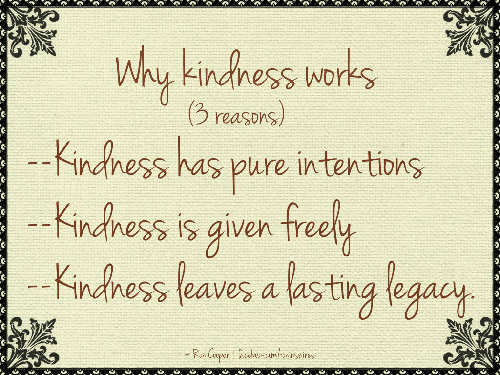 Kindness Quotes: A Small Act Of Kindness Can Bring
