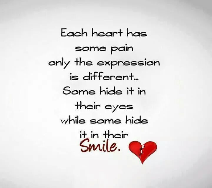 The Best A Smile Can Hide Quotes