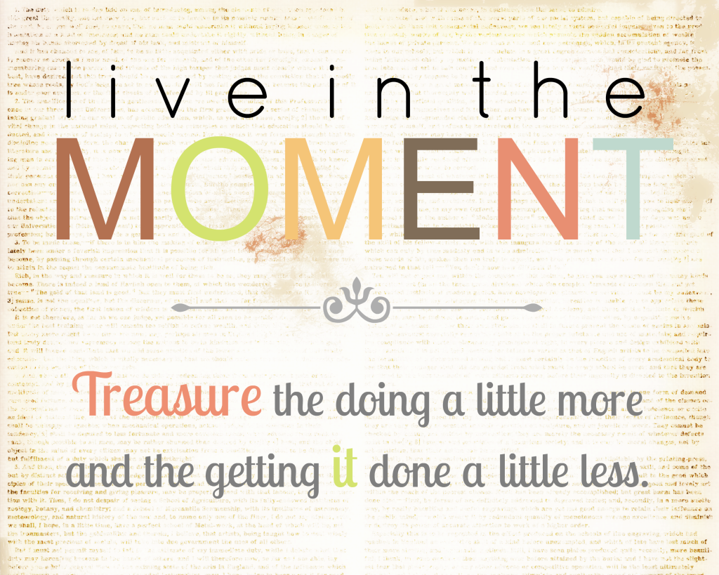 Live In The Moment Quotes Live In The Moment Small Acts Of Kindness Can Bring Smile On